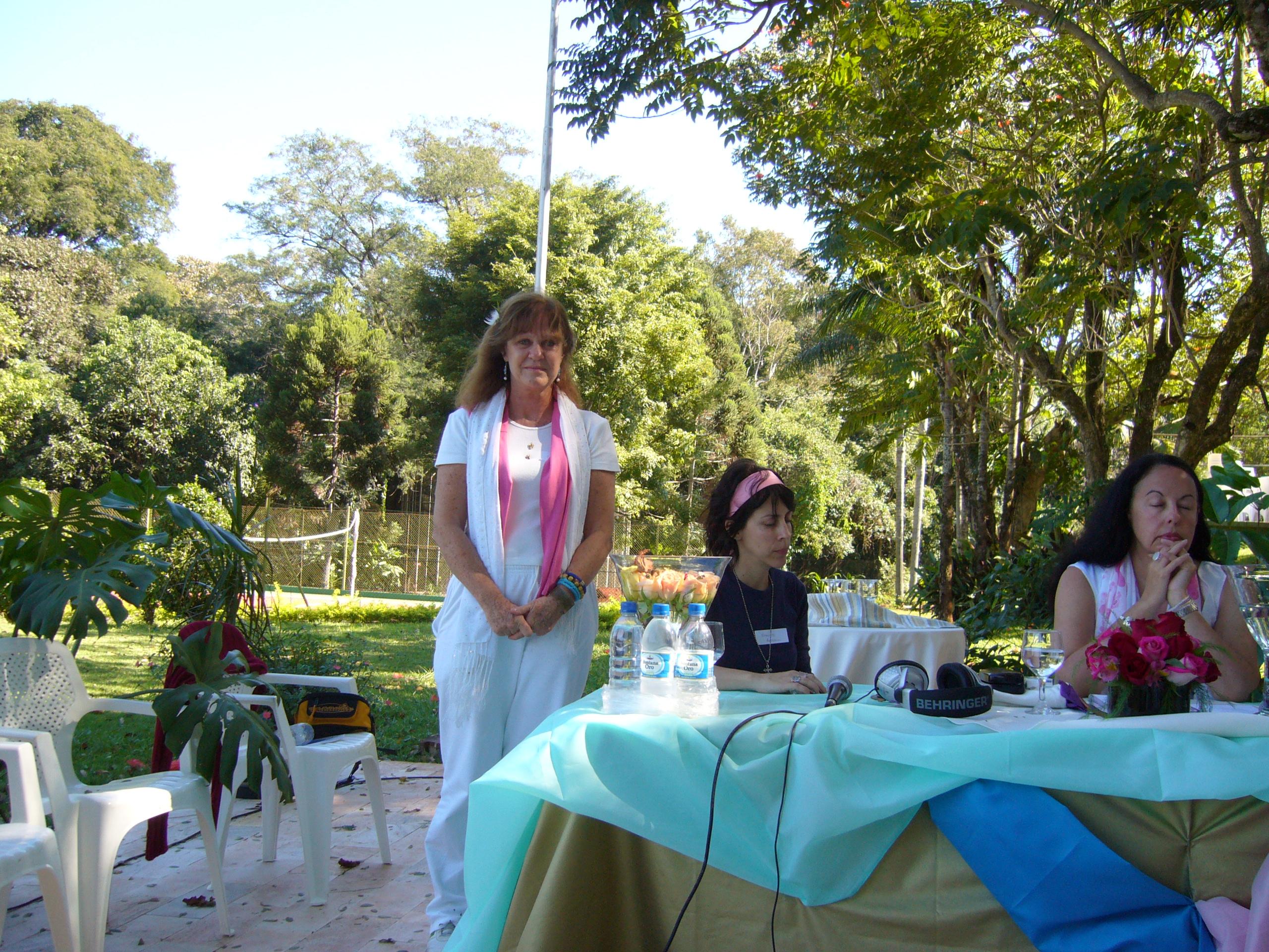 Iguassu com Celia Fenn